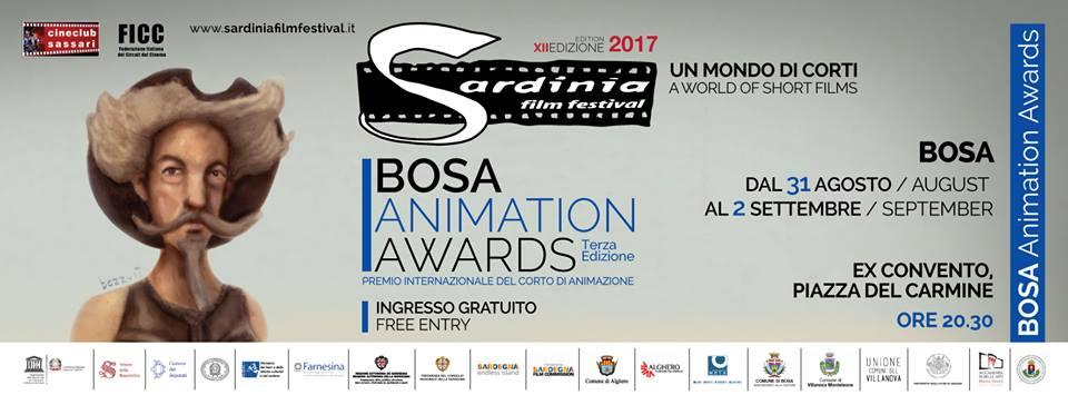 Il Sardinia Film Festival a Bosa, tutto il programma dell'Animation Award