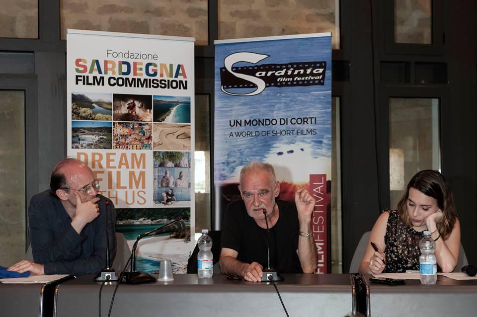 Il premio alla carriera del Sardinia Film Festival