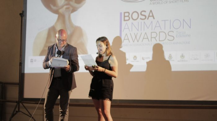 The Bosa Animation Awards starts successfully