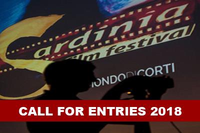 XIII SARDINIA FILM FESTIVAL – ISCRIZIONI APERTE FINO AL 10 FEBBRAIO 2018