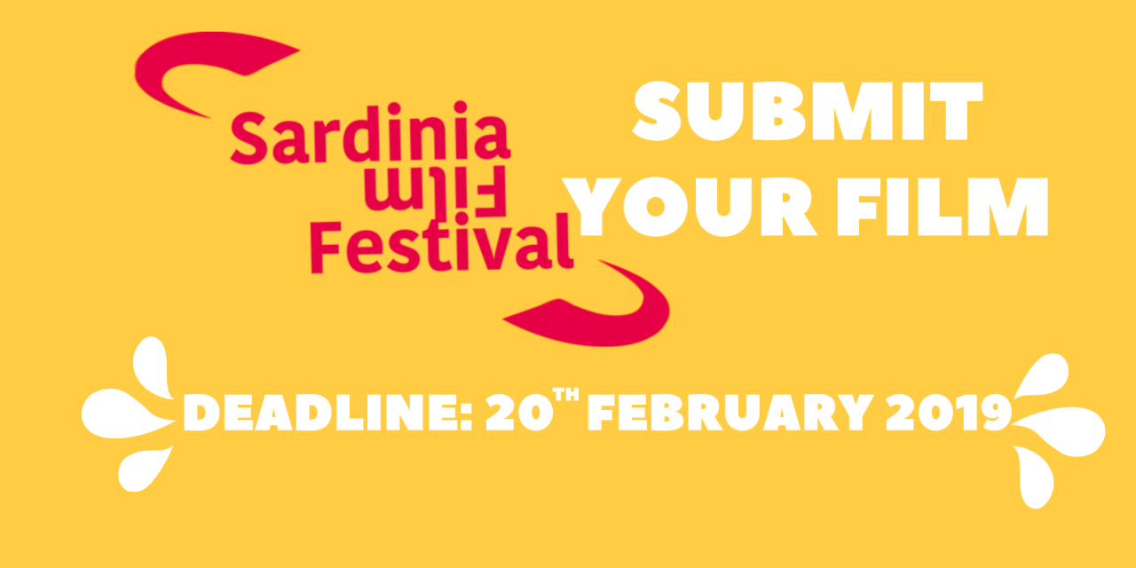 Sardinia Film Festival 2019 call for entries is online: deadline is February 20th, 2019
