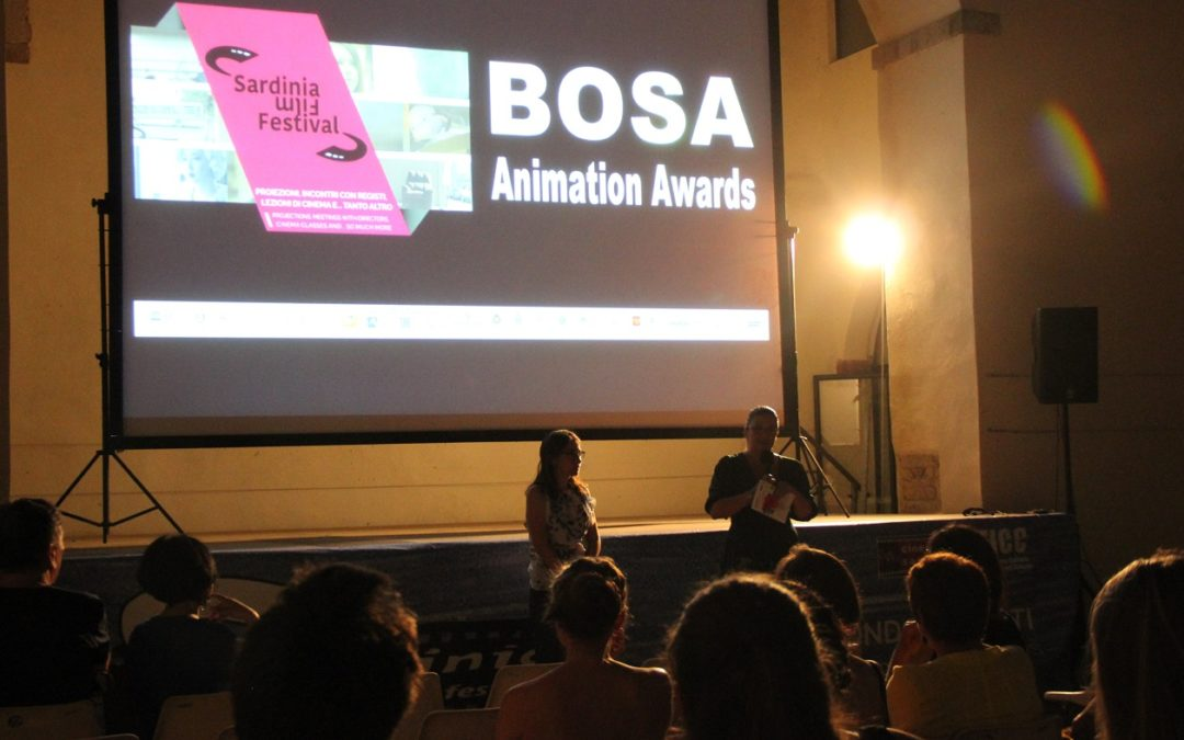 The Animation Awards at the Sardinia Film Festival in Bosa