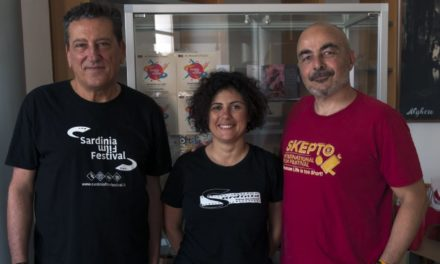 The Sardinia Film Festival meets Skepto