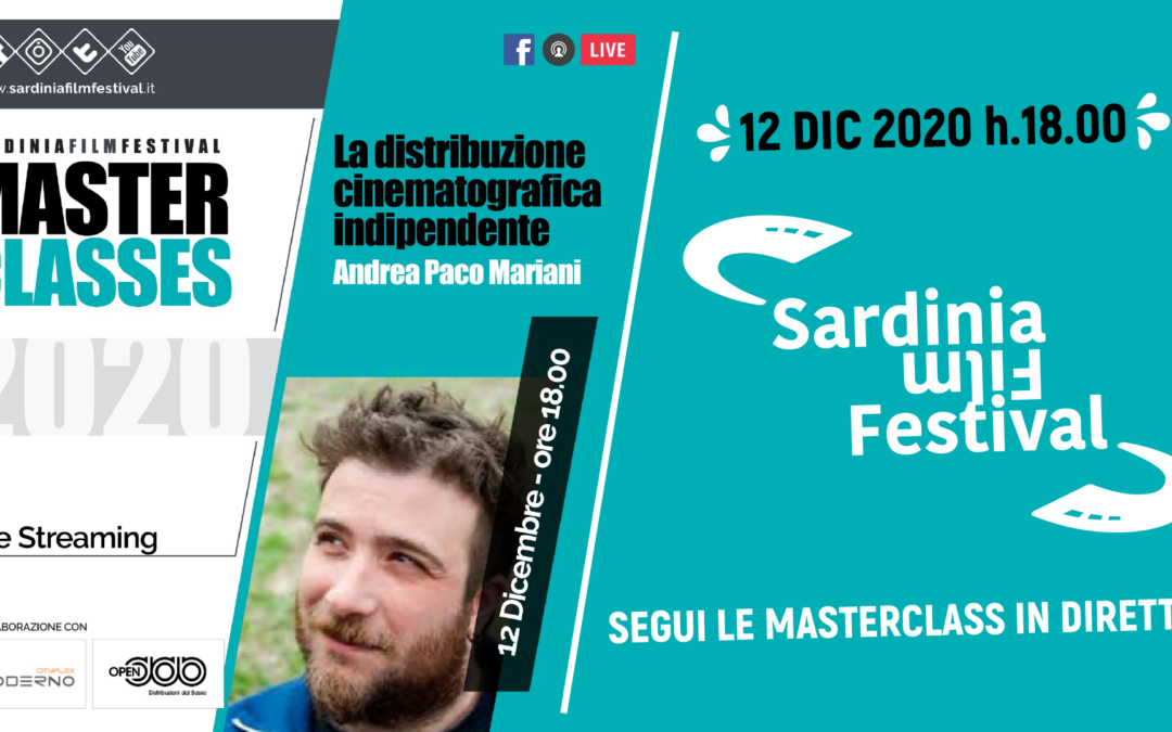 MASTER CLASSES / Andrea Paco Mariani – 12 December h. 18.00